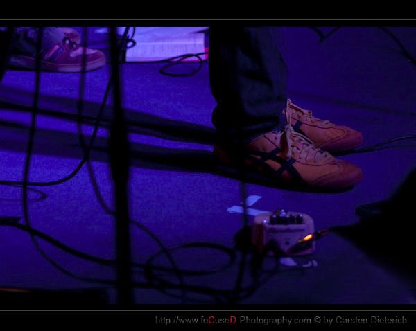 Tiger Feet 31.01.09